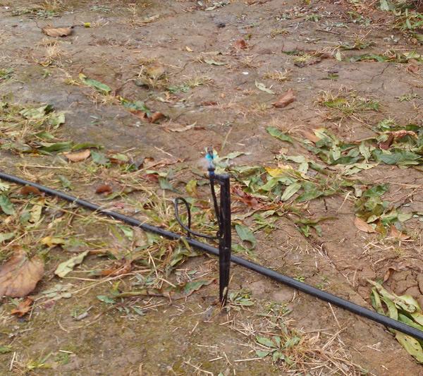 喷灌专用地插折射微喷