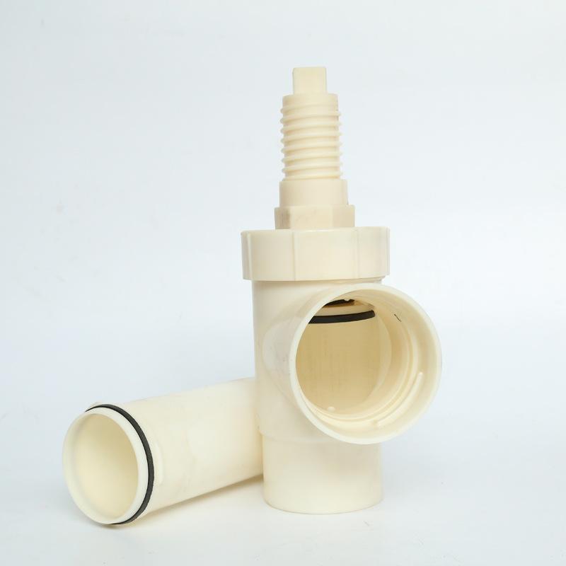 抗老化塑料出水口