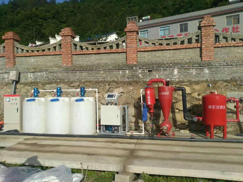 水肥一体化灌溉
